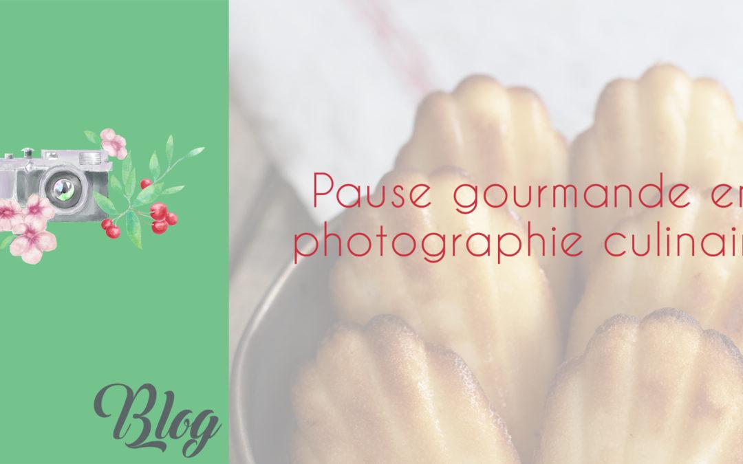 Pause gourmande en photographie culinaire